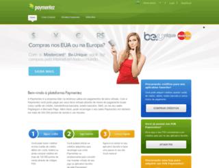 secure.paymentez.com screenshot