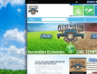 secure.pluie-solide.com screenshot