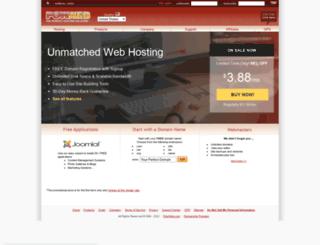 secure.powweb.com screenshot