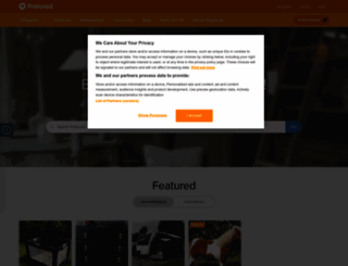 secure.preloved.co.uk screenshot
