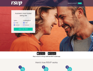secure.rsvp.com.au screenshot