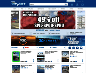 secure.simmarket.com screenshot
