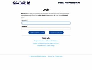 secure.sitesell.com screenshot