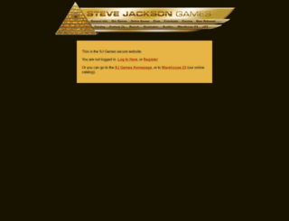 secure.sjgames.com screenshot