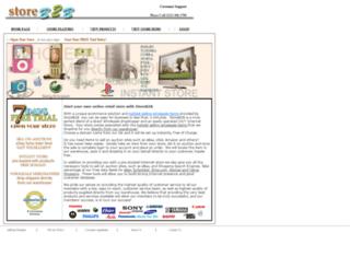 secure.storeb2b.com screenshot