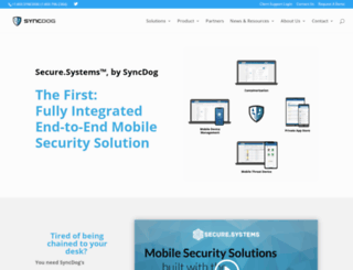 secure.systems screenshot