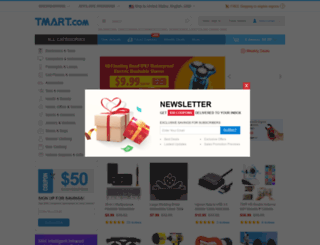secure.tmart.com screenshot