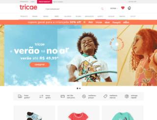 secure.tricae.com.br screenshot