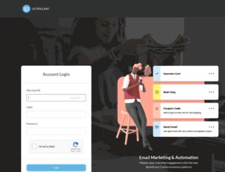 secure.ultracart.com screenshot