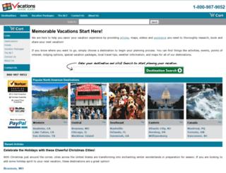 secure.vacationsmadeeasy.com screenshot