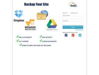 secure.webpage-backup.com screenshot