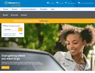secure.websteronline.com screenshot