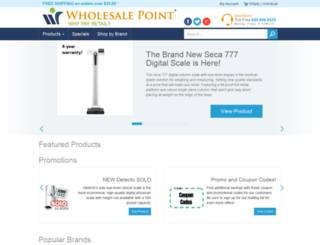 secure.wholesalepoint.com screenshot