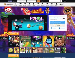 secure.zapak.com screenshot