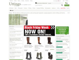 secure1.uttings.co.uk screenshot