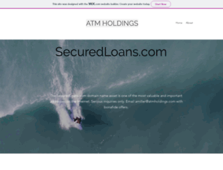 securedloans.com screenshot