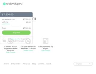 secureloads.com screenshot