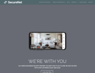 securenettech.com screenshot