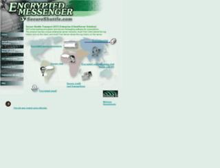 secureshuttle.com screenshot