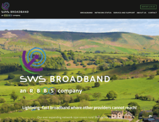 securewebservices.co.uk screenshot