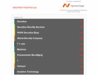 securitas1maximus.xyz screenshot
