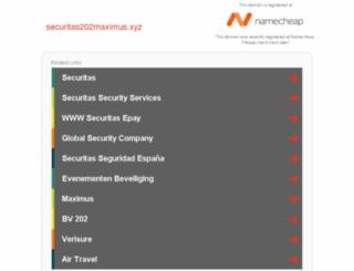 securitas202maximus.xyz screenshot