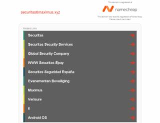securitas6maximus.xyz screenshot