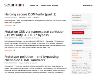 securitum.com screenshot