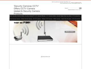 security-cameras-cctv.com screenshot