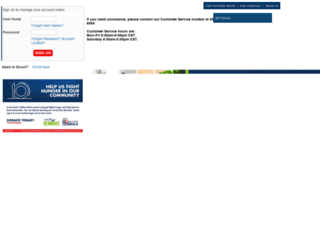 securitybankcard.cardmanager.com screenshot