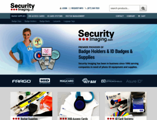 securityimaging.com screenshot