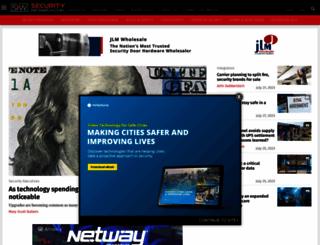 securityinfowatch.com screenshot