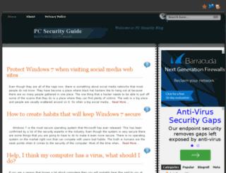 securitypc.com screenshot