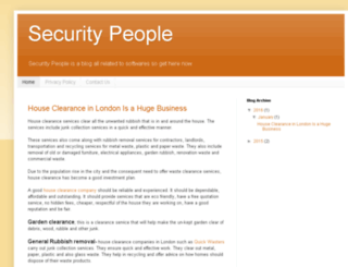 securitypeople.org screenshot