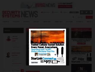 securitysystemsnews.com screenshot