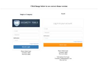 securitytools.ignitepros.com screenshot
