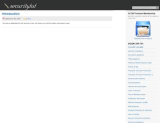securitytut.com screenshot