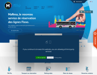 sedeplacer-tag.fr screenshot