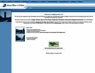 sedgleymanor.com screenshot