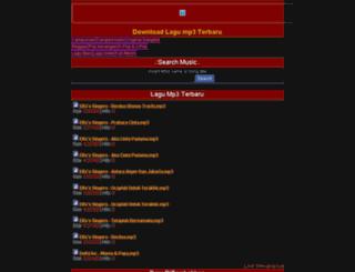 sediamp3terbaru.wapka.mobi screenshot