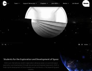 seds.org screenshot