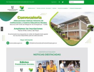 seduca.gov.co screenshot