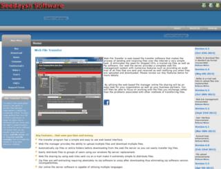 seebaysh.com screenshot