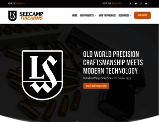seecamp.com screenshot