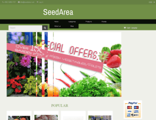 seedarea.com screenshot