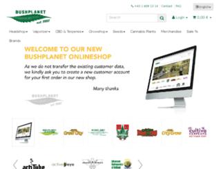 seedplanet.at screenshot
