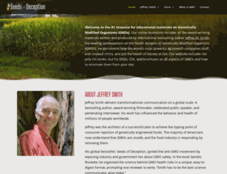 seedsofdeception.com screenshot
