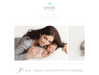 seedsphotography.com.au screenshot