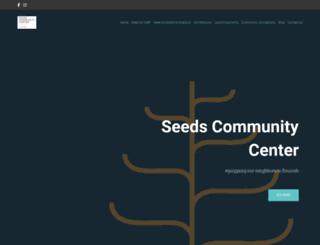 seedstucson.org screenshot