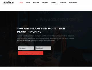 seedtime.com screenshot